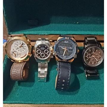Licytacja 5 zegarków