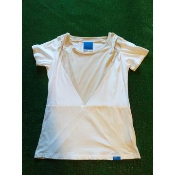 Adidas koszulka bluzka sportowa krótki rękaw L 40