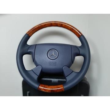Drewno Mercedes W208 W124 C43 CLK55 C140 R129 AMG