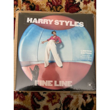 Harry Styles- Fine Line Limited Edition (Winyl)