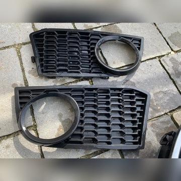 BMW F10 F11  kratka halogenu Mpakiet 7906197
