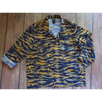 Bluza bawełniana-styl,,moro''.