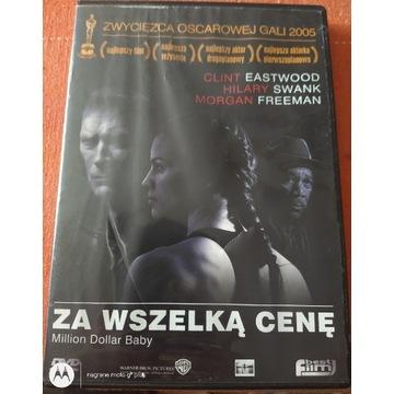 Film DVD za wszelką cenę