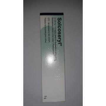 Solcoseryl,pasta do stosowania w jamie ustnej, 5 g