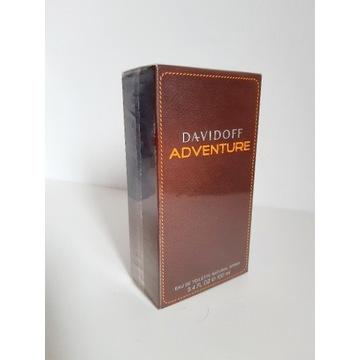Davidoff Adventure 100ml nowe folia