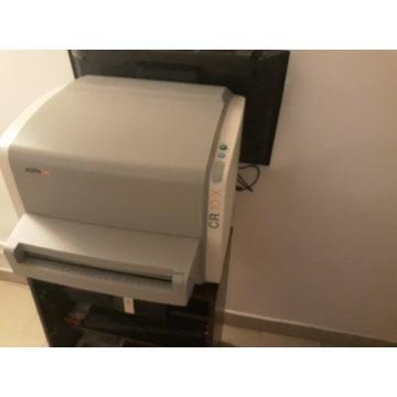 Zestaw radiografi pośredniej Agfa CR10X