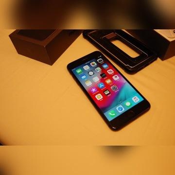 Iphone 8 Plus czarny, 64GB, kompletny zestaw,A1897
