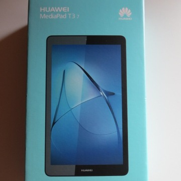 Huawei MediaPad T3 7 cali jak nowy gwarancja 08/21