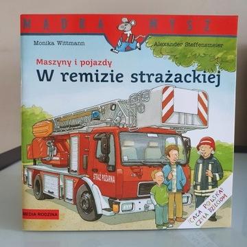 Mądra mysz w remizie strażackiej - Nowa