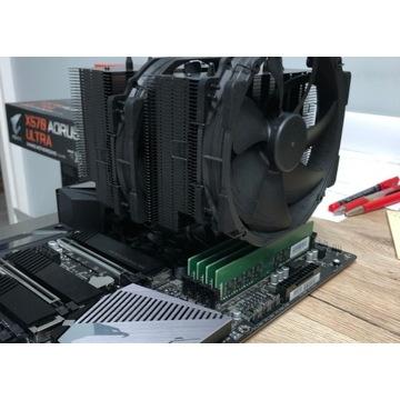 32GB = 2 x 16GB DDR4 UCC uDIMM 2666 Samsung