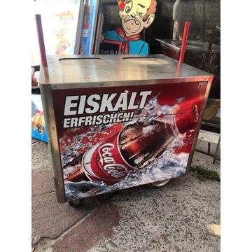 Rollbar coca cola z daszkiem