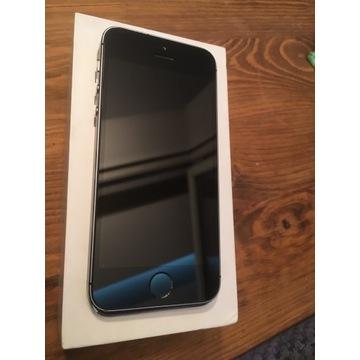 iPhone 5s A1457 16GB szary, bardzo ładny