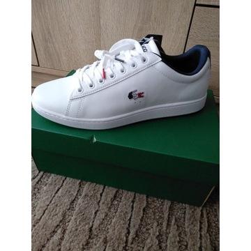 Sneakersy LACOSTE Carnaby Evo Tri 1 r.43