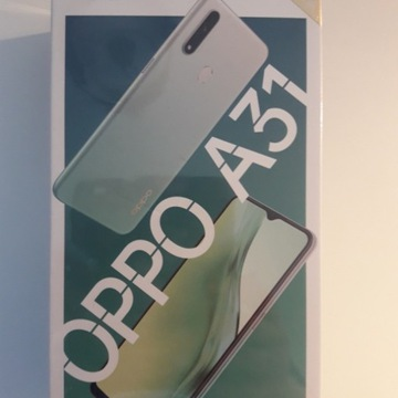 Telefon OPPO A31 4/64 GB DS czarny