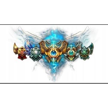 League of Legends Lol konto EUNE 20+ Kapsuł