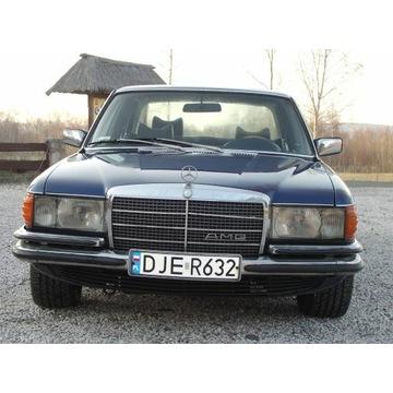 Mercede-Benz 280SE AMG