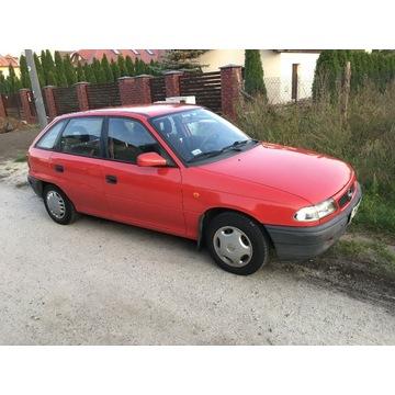 Opel Astra G 1999 LPG