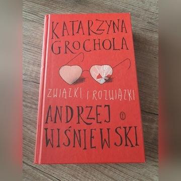 Katarzyna GROCHOLA i Andrzej WIŚNIEWSKI