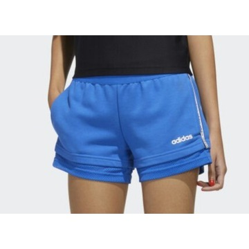 Adidas S NOWE spodenki szorty niebieskie