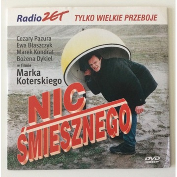 Film DVD Nic śmiesznego 1995 r. Dramat Komedia