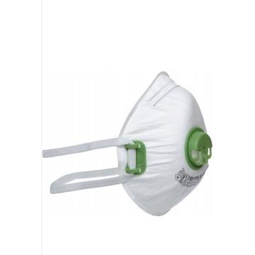 Maska maseczka FFP3 oxyline |PL|antywirusowa