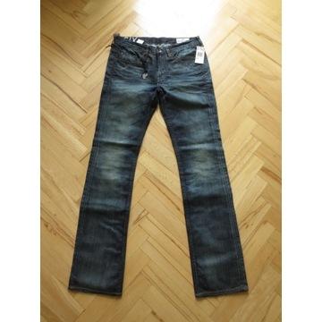 Spodnie Buffalo W 30 L 34 Six Basic nowe oryginal