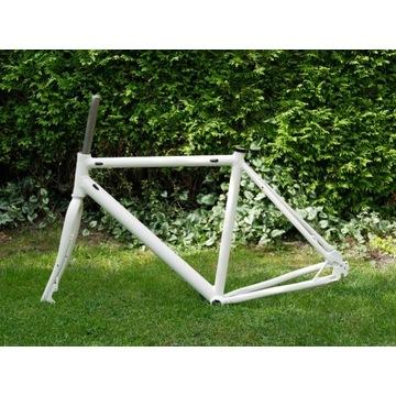 Rama gravel, rower wyprawowy 56 Hultaj Aluminium