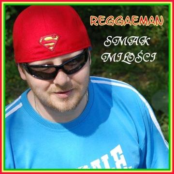 CHARYTATYWNA ReggaeMan SmakMiłości CD Polskie rege
