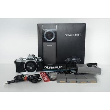 Olympus OM-D E-M5 Mark II + 4 akum.