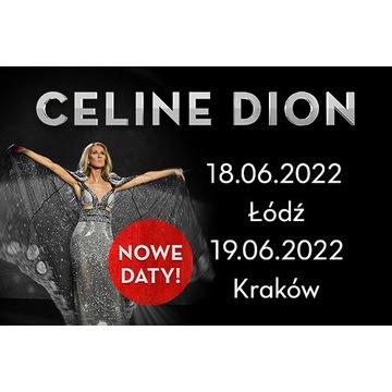 Bilety na koncert Celine Dion - Łódź 18.06.2022