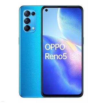 Nowy Smartfon w opakowaniu na gwarancji Oppo Reno5
