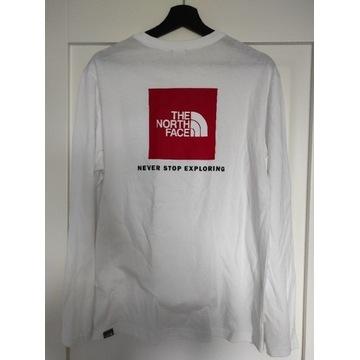 Bluzka z długim rękawem TheNorthFace