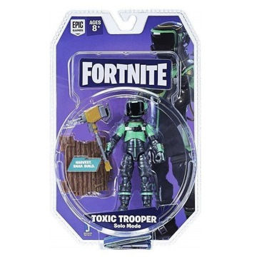 FORTNITE - FIGURKA - TOXIC TROOPER SOLO MODE 10 CM