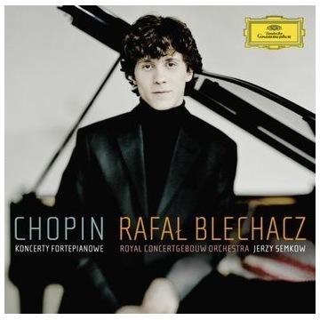 Blechacz Rafał Chopin. Koncerty Fortepianowe
