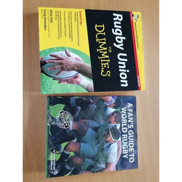 Książki o Rugby