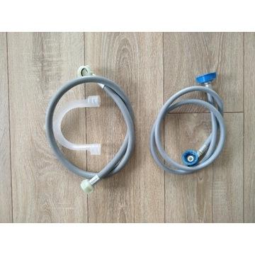 Wąż dopływowy/zasilający do pralki/zmywarki - nowe