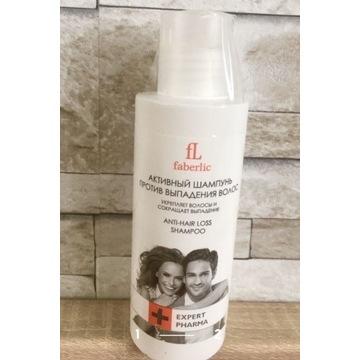 Aktywny szampon przeciw wypadaniu włosów