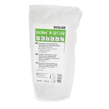 Ecolab Incides N - 90 sztuk wkłady dezynfekcyjne