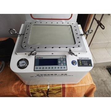 Laminator LCD poduszkowy / airbag laminator