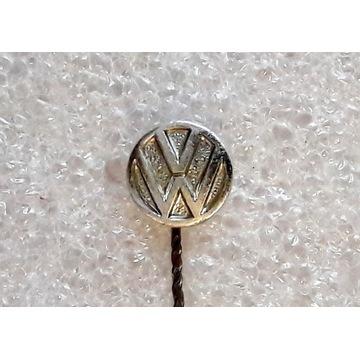 Volkswagen - znaczek odznaka przypinka