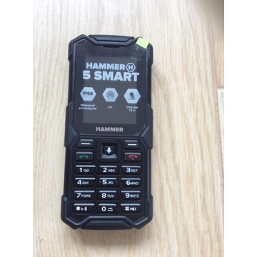 My phone Hammer 5. Nowy