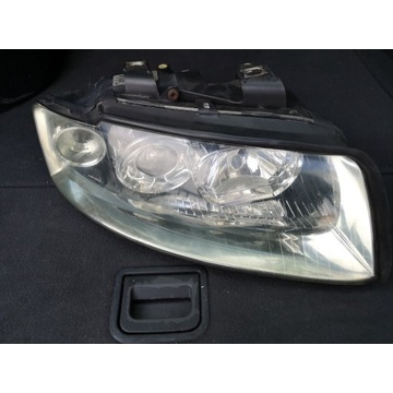 Lampa prawa Valeo Audi A4 B6