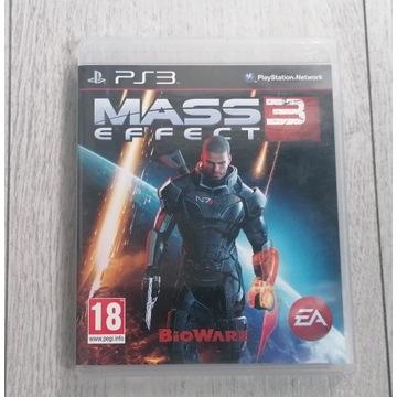 PS3 MASS3 EFFECT