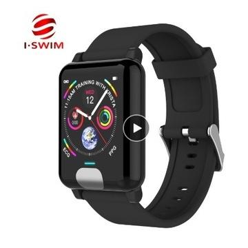 Opaska sportowa iSwim Fitness  Tracker Hr