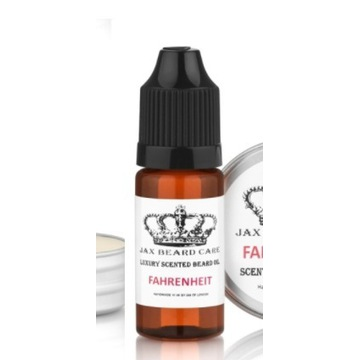 Olejek do brody JAX of LONDON FAHRENHEIT 10ml