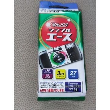 Fujifilm aparat jednorazowy Oryginalny 2013 Japan