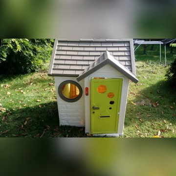 Domek Smoby My House z dzwonkiem