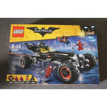 Lego 70905 - Batmobil Batman - Nowe