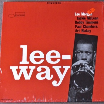 Lee Morgan – Leeway; USA LP; 1975 r;  NM