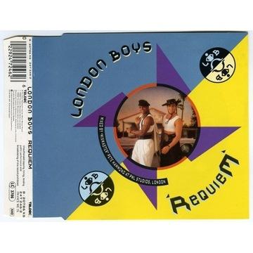 London Boys - Requiem - Mini CD